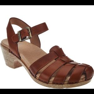 Women's Milly Dansko Sandals with Backstrap